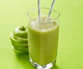 Apfel-Kiwi-Smoothie