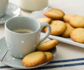 Ciastka bretońskie (bez cukru)