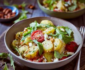 Středomořský bramborový salát