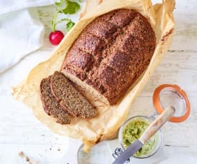 Low Carb Soja-Mohn-Brot