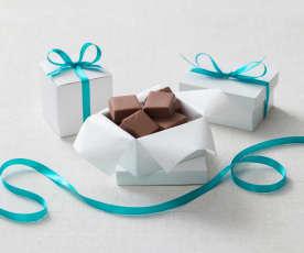 Classic chocolate fudge