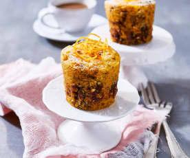 Rübli-Schoko-Muffins