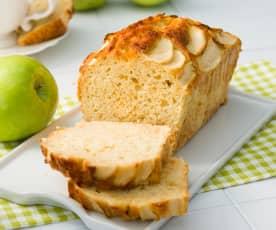 Bizcocho de manzana (sin azúcar)