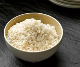 Cocción de arroz