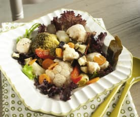 Verduras escabechadas
