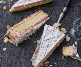 Torta di Zugo al kirsch