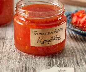 Tomatenkern-Konfitüre