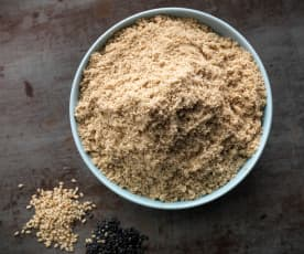Finely Ground Sesame