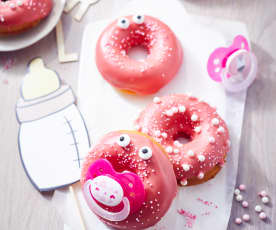 Ofen-Donuts