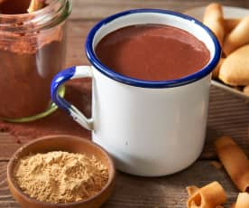 Cioccolata allo zenzero