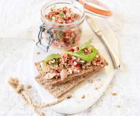 Thunfisch-Paprika-Dip