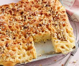 Marzipan-Butterkuchen
