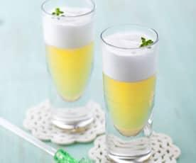 鹽奶蓋綠茶