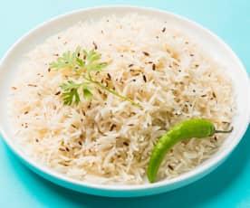 Jerra rice (Cumin rice)