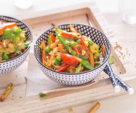 Curry di legumi