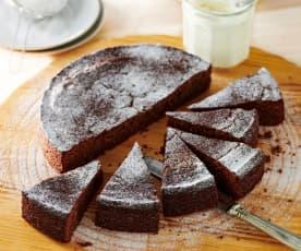 Schoko-Reste-Kuchen