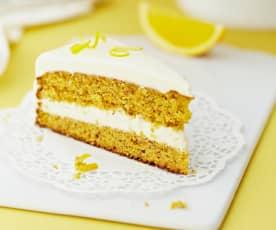 Orangen-Möhren-Torte