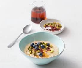 Quick porridge