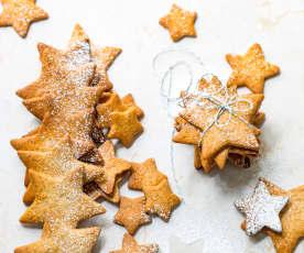 Biscuits de Noël aux épices et au miel