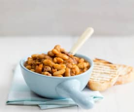 """Espresso """"baked"""" beans"""