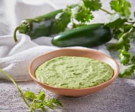 Aji Verde Sauce