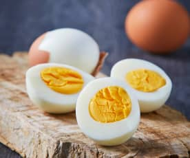 Huevos duros (6 piezas) TM6