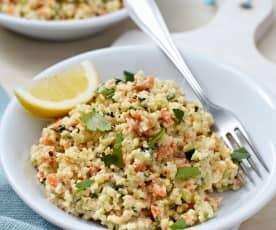 Couscous-Gemüse-Salat