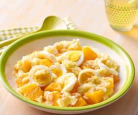 Ensalada de naranjas 'picás'