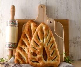 法式香草葉子麵包