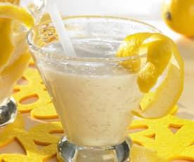Zitronen-Milchshake