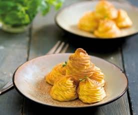 Ziemniaki księżnej (pommes duchesse)