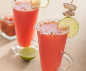 Clamachela (clara estilo mexicano)