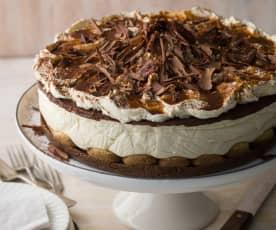 Tiramisu Cheesecake - Cheesecake al tiramisu
