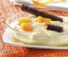 Mandarinen-Vanille-Creme