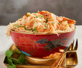 Jumbo Shrimp with Vermicelli