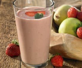 Soja-Frucht-Smoothie