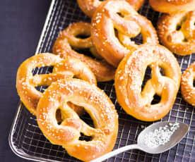 德國扭結麵包