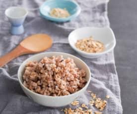 五穀米飯 (3人份)