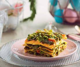 Lasagne primaverili (senza glutine)