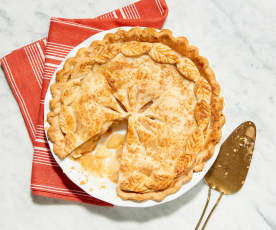 Double Crusted Apple Pie (Bill Yosses)