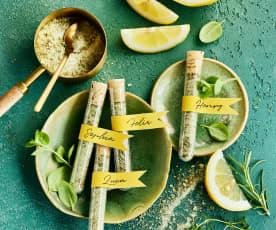 Kräuter-Zitronen-Salz