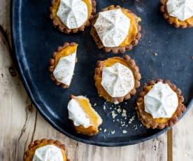 Minipumpkins pie à l'érable