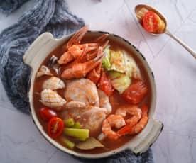 海鮮羅宋湯