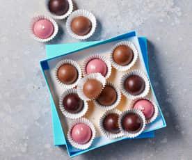 Hazelnut caramel bonbons (TM6)