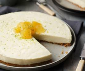 Lemon, Lime and Ginger Tart