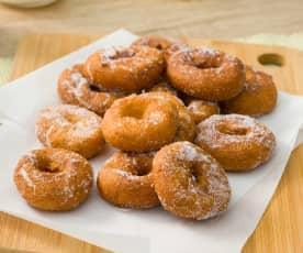 Rosquillas (sin azúcar)
