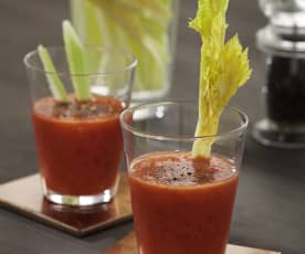 Granizado de Bloody Mary