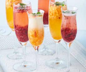 Par de mimosas