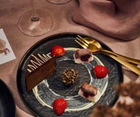 Dreierlei von der Schokolade
