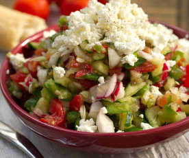 Šopský salát